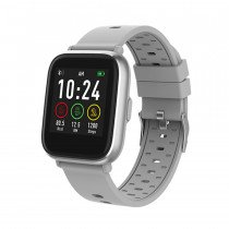 "Denver SW-161GREY reloj inteligente IPS 3,3 cm (1.3"") Plata"