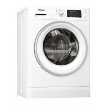 Whirlpool FWDD1071681WS EU Carga frontal Independiente Blanco A