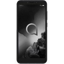 "Alcatel 1S 14 cm (5.5"") 4 GB 64 GB SIM doble Negro 3060 mAh"