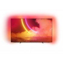 "Philips 55OLED805/12 Televisor 139,7 cm (55"") 4K Ultra HD Smart TV Wifi Gris"