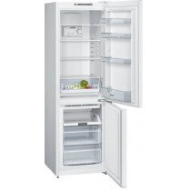 Siemens iQ100 KG36NNW3A nevera y congelador Freestanding (placement) Blanco 302 L A++