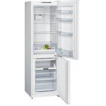 Siemens iQ100 KG36NNW3A Independiente 302L A++ Blanco nevera y congelador