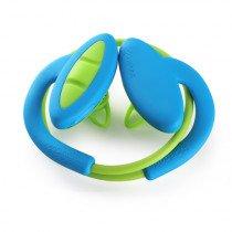 Boompods sportpods 2 Auriculares Dentro de oído Azul, Verde