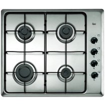 Teka 40229080 hobs Acero inoxidable Integrado Encimera de gas 4 zona(s)