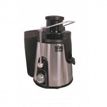 Palson Tropic Juicer Exprimidor 400W Negro, Acero inoxidable