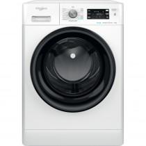 Whirlpool FFB 9448 BV SP lavadora Independiente Carga frontal 9 kg 1400 RPM C Negro, Blanco