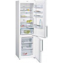 Siemens iQ500 KG39NAW3P nevera y congelador Freestanding (placement) Blanco 366 L A++