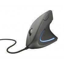 Trust Verto ratón USB tipo A Óptico 1600 DPI mano derecha