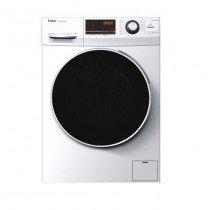 Haier HWD100-BP14636 lavadora Carga frontal Independiente Negro, Blanco A