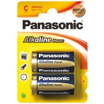 Goobay LR14 2-BL Panasonic Alkaline Power Single-use battery C Alcalino 1,5 V