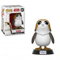 FUNKO Pop! Star Wars: The Last Jedi - Porg Figuras coleccionables Adultos y niños