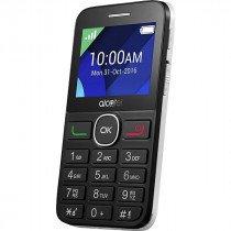 "Alcatel 20.08G 6,1 cm (2.4"") 90 g Negro, Blanco"