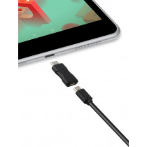 Ksix ADAPTADOR MICRO USB 2.0 A USB 3.1 TIPO C