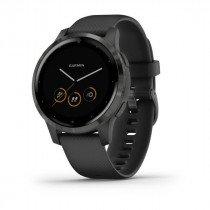 """Garmin vívoactive 4s reloj inteligente 2,79 cm (1.1"""") Negro GPS (satélite)"""