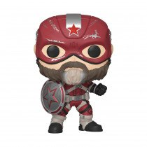 FUNKO Pop! Marvel Black Widow Red Guardian Figuras coleccionables Adultos y niños
