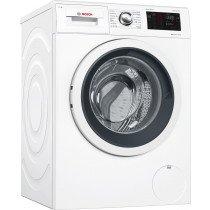 Bosch WAT28661ES lavadora Independiente Carga frontal Blanco 8 kg 1400 RPM A+++-30%