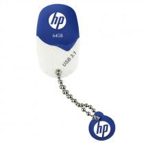 MEMORIA USB HP 64GB 780B BLANCO / AZUL
