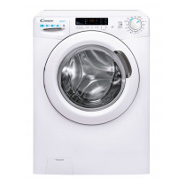 Candy Smart CSWS 4852DWE/1-S lavadora-secadora Independiente Carga frontal Blanco E