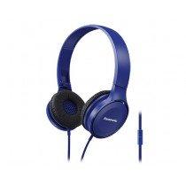 Panasonic RP-HF100ME Binaural Diadema Azul