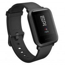 "Amazfit Bip reloj inteligente 3,25 cm (1.28"") Negro GPS (satélite)"