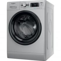 Whirlpool FFB 8248 SBV SP lavadora Independiente Carga frontal 8 kg 1151 RPM C Plata