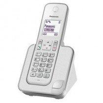 Panasonic KX-TGD310 Teléfono DECT Identificador de llamadas Plata