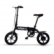 """Nilox X2 Plus Negro Acero 40,6 cm (16"""") Litio 18 kg"""