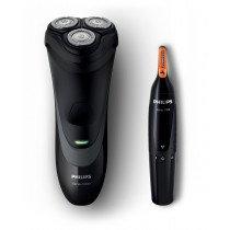 Philips 1000 series Afeitadora eléctrica en seco con sistema de cuchillas CloseCut