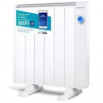Orbegozo RRW 1200 calefactor eléctrico Oil-free radiator Interior Blanco 1200 W
