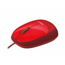Logitech M105 ratón USB Óptico Ambidextro