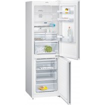 Siemens iQ300 KG36NXW3A nevera y congelador Freestanding (placement) Blanco 324 L A++