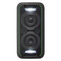 Sony GTK-XB5 Minicadena de música para uso doméstico Negro