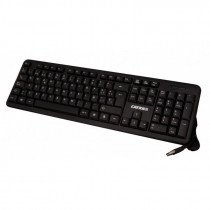 Catkil Boston USB QWERTY Español Negro