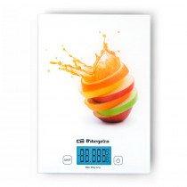 Orbegozo PC 2025 báscula de cocina Báscula electrónica de cocina Multicolor Rectángulo