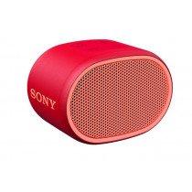Sony SRS-XB01 Mono portable speaker Rojo