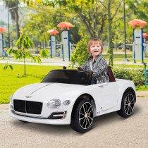Coche Electrico HOMCOM Bentley