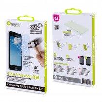 Muvit MUSCP0634 iPhone 6 Plus 1pieza(s) protector de pantalla