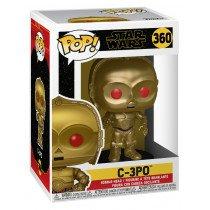 FUNKO C-3PO (Gold) (Metallic) Figuras coleccionables Adultos y niños