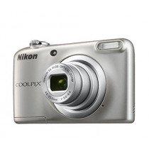 "Nikon COOLPIX A10 + Case Cámara compacta 16.1MP 1/2.3"" CCD 4608 x 3456Pixeles Plata"
