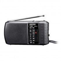 Daewoo DRP-14 Personal Analógica Negro radio