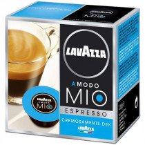 Lavazza A Modo Mio Cremosamente dek Cápsula de café 16 pieza(s)