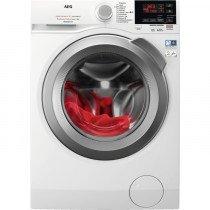 AEG L6FBG942Q lavadora Independiente Carga frontal Blanco 9 kg 1400 RPM A+++-30%