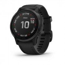 """Garmin fēnix 6S Pro reloj inteligente Negro 3,05 cm (1.2"""") GPS (satélite)"""