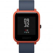 "Amazfit Youth reloj inteligente LED 3,25 cm (1.28"") Rojo GPS (satélite)"