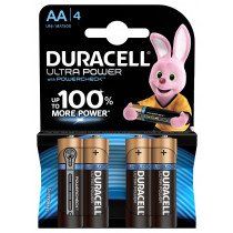Duracell AA Ultra Power (4pcs) Single-use battery Alcalino