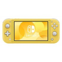"Nintendo Switch Lite videoconsola portátil Amarillo 14 cm (5.5"") Pantalla táctil 32 GB Wifi"