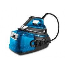 Rowenta Silence Steam Pro 2800 W 1,3 L Suela Microsteam 400 Negro, Azul