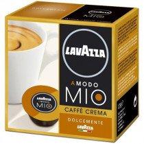 Lavazza A Modo Mio Caffè Crema Lungo Dolcemente Cápsula de café 16 pieza(s)