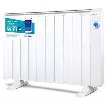 Orbegozo RRW 2000 calefactor eléctrico Oil-free radiator Interior Blanco 2000 W