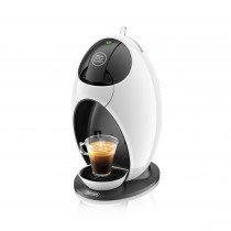 DeLonghi Jovia ED G250.W Independiente Semi-automática Máquina de café en cápsulas 0.8L Blanco